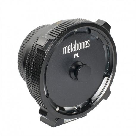 Metabones adapter for Arri PL lens to micro 4/3