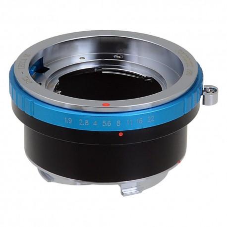 Adaptador Fotodiox Pro montura DKL para Leica-M