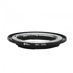 Fikaz Adapter for NIKON lens to Canon EOS