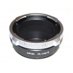 Adaptador Kipon montura Arri-PL a micro-4/3