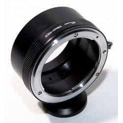 Adaptador objetivos Nikon para Sony NEX