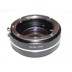 RJ Focal Reducer Nikon-G lens to Fuji-X