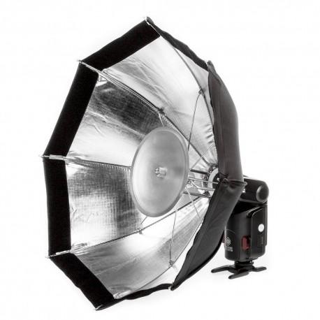 Caja de luz octogonal 48 cm