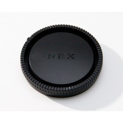 Sony -E and NEX rear lens cap