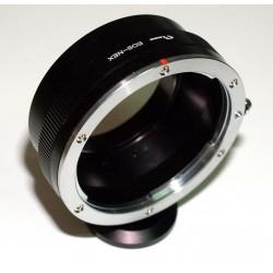 Adaptador objetivos Canon EOS para Sony NEX