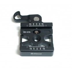 Fittest DLVC-55S Lever-Release Clamp
