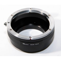 Adaptador objetivos Canon EOS para Sony NEX econ.