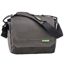 Genesis Bag Tacit L (with green details)