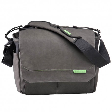 Genesis Bag Tacit L (with green details)