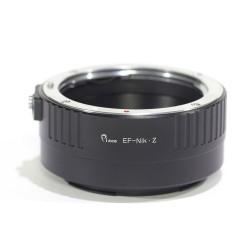 Adaptador Canon-EF para cámaras Nikon-Z