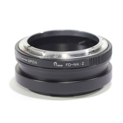Canon-FD-Adapter für Nikon-Z-Kameras