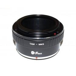 Fikaz Adapterring Adaptall2 für Olympus micro-4/3 Kamera