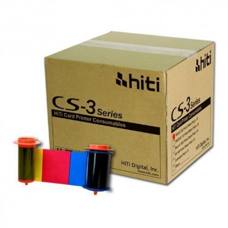 Verbrauchsmaterial-Kit für HiTi-Drucker CS-3 (200 Exemplare)