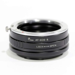 Minolta-AF adapter for Canon EOS-R