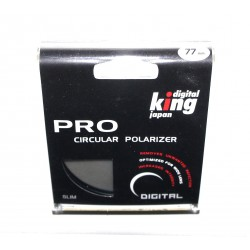 Digital King Slim polarizing filter 77mm
