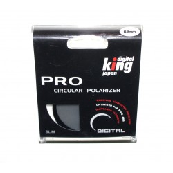 Digital King Slim polarizing filter 62mm