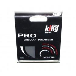 Filtro Polarizador 62mm