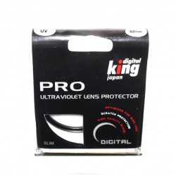 Digital King Professioneller UV-Filter Slim 62mm
