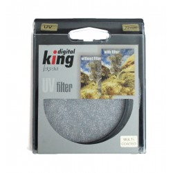 Digital King Professioneller UV-Filter Multi-Coated Slim 72mm