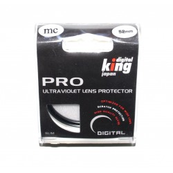 Digital King Professioneller UV-Filter Multi-Coated Slim 52mm