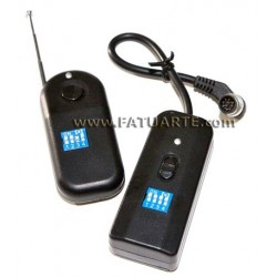 Remote Control (30m) for Nikon comp. MC-30