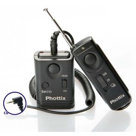 Disparador inalámbrico Phottix Cleon II para Nikon N8