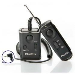 PHOTTIX® CLEON II - Funkfernauslöser für Nikon (N8)