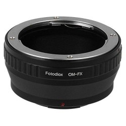 Fotodiox Adapter für Olympus OM Objektiv zu Fuji-X