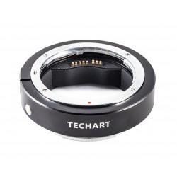 Techart Canon EF-Objektiv für Fujifilm GFX-Autofokusadapter