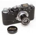 Replica Leica II negra Aniversario 1923