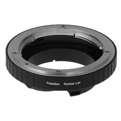 Adaptador Fotodiox objetivos Konica-AR para leica-M