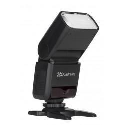 Quadralite Stroboss 36 Blitz für Canon