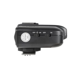 Quadralite Navigator-X Wireless & Grouping Flash Trigger for Canon