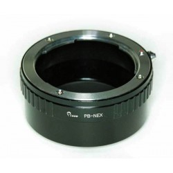 Praktica-B lens to Sony-E camera mount adapter