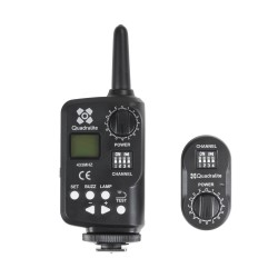 Quadralite Navigator Kit (transmitter and receiver)