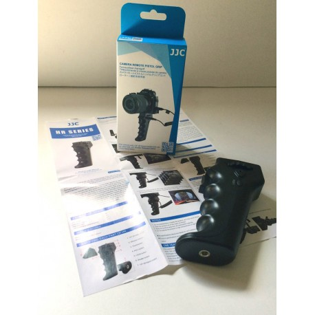 Camera remote pistol Grip for Canon/Nikon/Sony/Olympus/Panasonic/Fuji/Sigma
