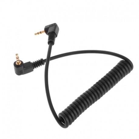 Cable Disparador con Temporizador para DSLR Canon/Nikon/Sony/Olympus/Panasonic