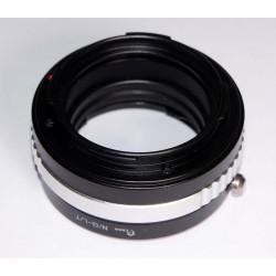 Pixco Adapter für Nikon-G auf Leica  L-Mount