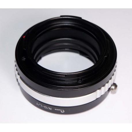 Pixco Adapter for Nikon-G lens to Leica L-Mount