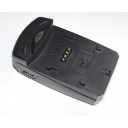 LVSUN universal Charger for Canon  CNB10L