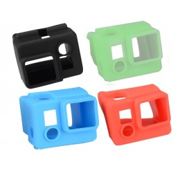 Silicone Protective Case Cover for GoPro HERO 3