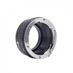 Fikaz  Adapterring Leica-R für Sony-E