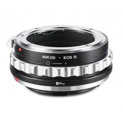 Adaptador Nikon-G para Canon EOS-R