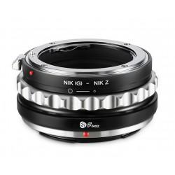 Adaptador Nikon-G para cámaras Nikon-Z