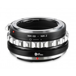 Nikon-G adapter for Nikon-Z cameras