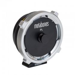 Adaptador Metabones de ópticas Arri PL a Fuji-X