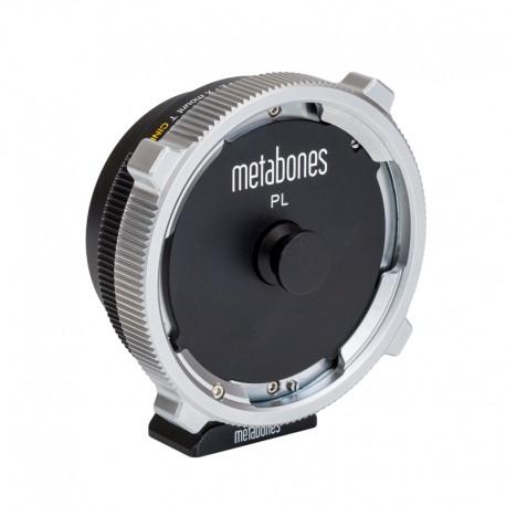 Metabones Adapter für Arri PL Objektiv auf Fujifilm X-Mount