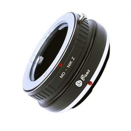 Minolta MD adapter for Nikon-Z cameras