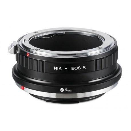 Nikon adapter for Canon RF cameras