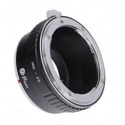 Fikaz Adapter for  Nikon lens to Fuji-X
